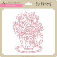 Tea Cup Flower