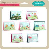 Slider Card Spring Bundle