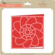 Flower Card 19