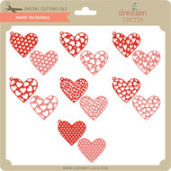 Heart Tag Bundle