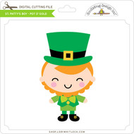 St Patty's Boy - Pot O' Gold