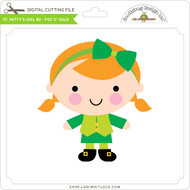St Patty's Girl #2 - Pot O' Gold