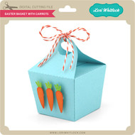 Easter Basket with Carrots