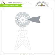 Windmill - On the Farm