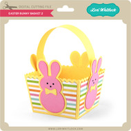 Easter Bunny Basket 2