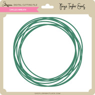 Circles Wreath