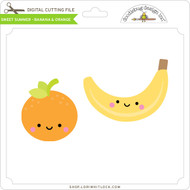 Sweet Summer - Banana & Orange