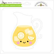 Sweet Summer - Lemonade Pitcher