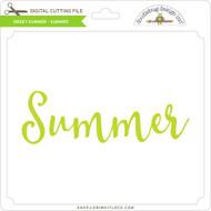Sweet Summer - Summer
