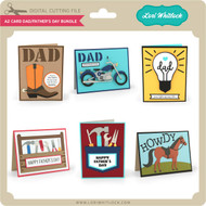 A2 Card Dad Father's Day Bundle
