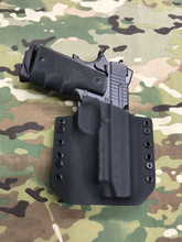 "Sig Sauer 1911 4.25"" Square Slide Kydex Holster"