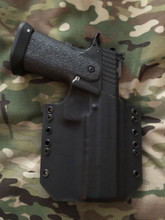 "2011 Double Stack 5"" Full Rail Kydex Holster"
