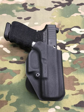 Custom Build Kydex Paddle Holster