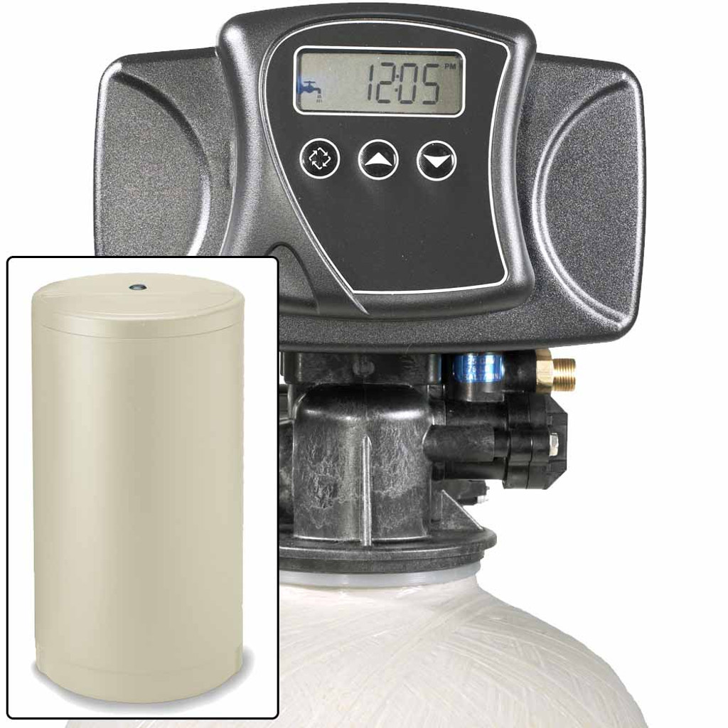 Iron Pro Plus ( Iron Pro 3 ) 64k Fine Mesh Water Softener PLUS KDF85 with Fleck 5600SXT