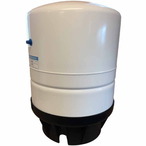 Pressurized 14.0 Gallon RO Storage Tank