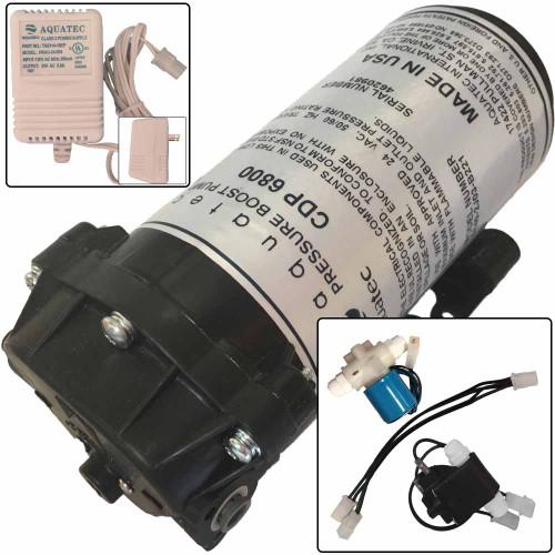 Aquatec CDP 6800 Booster Pump Upgrade Kit