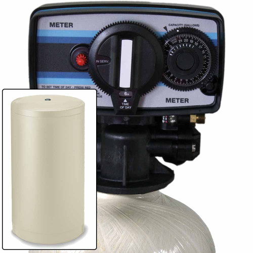 Iron Pro Plus 64k Fine Mesh Water Softener PLUS KDF85 with Fleck 5600