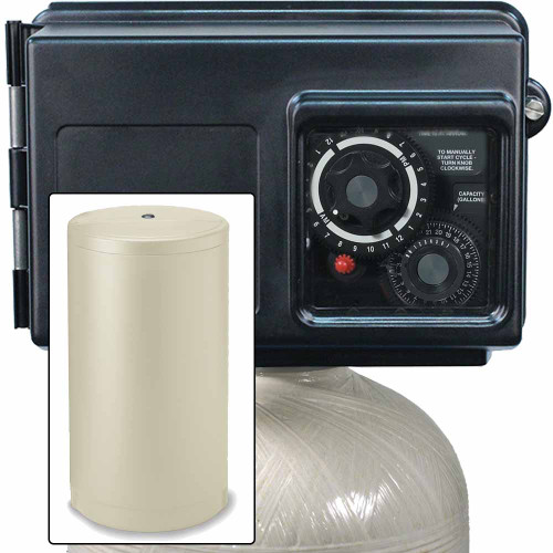 3 cu ft Nitrate/Nitrite Filter with Fleck 2510