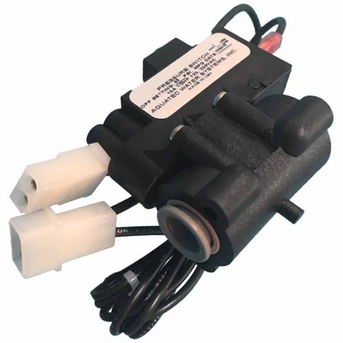 """Aquatec PSW-340 Tank Shut Off (TSO) Switch for Aquatec Booster Pumps  3/8"""" John Guest"""