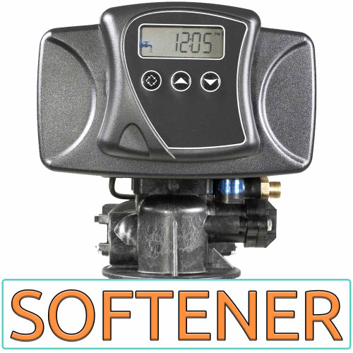 Fleck 5600SXT Digital Metered Softener Control Head