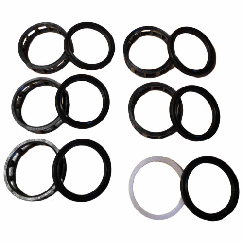 Seal & Spacer Kit for Fleck 2510, 2700, 2750, and 2900 (upper piston only)