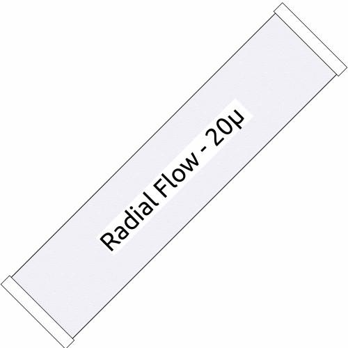 Big Blue 20-inch Radial Flow Carbon