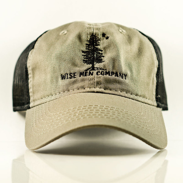 The Wise Men Company Range Cap, stylish and functional.