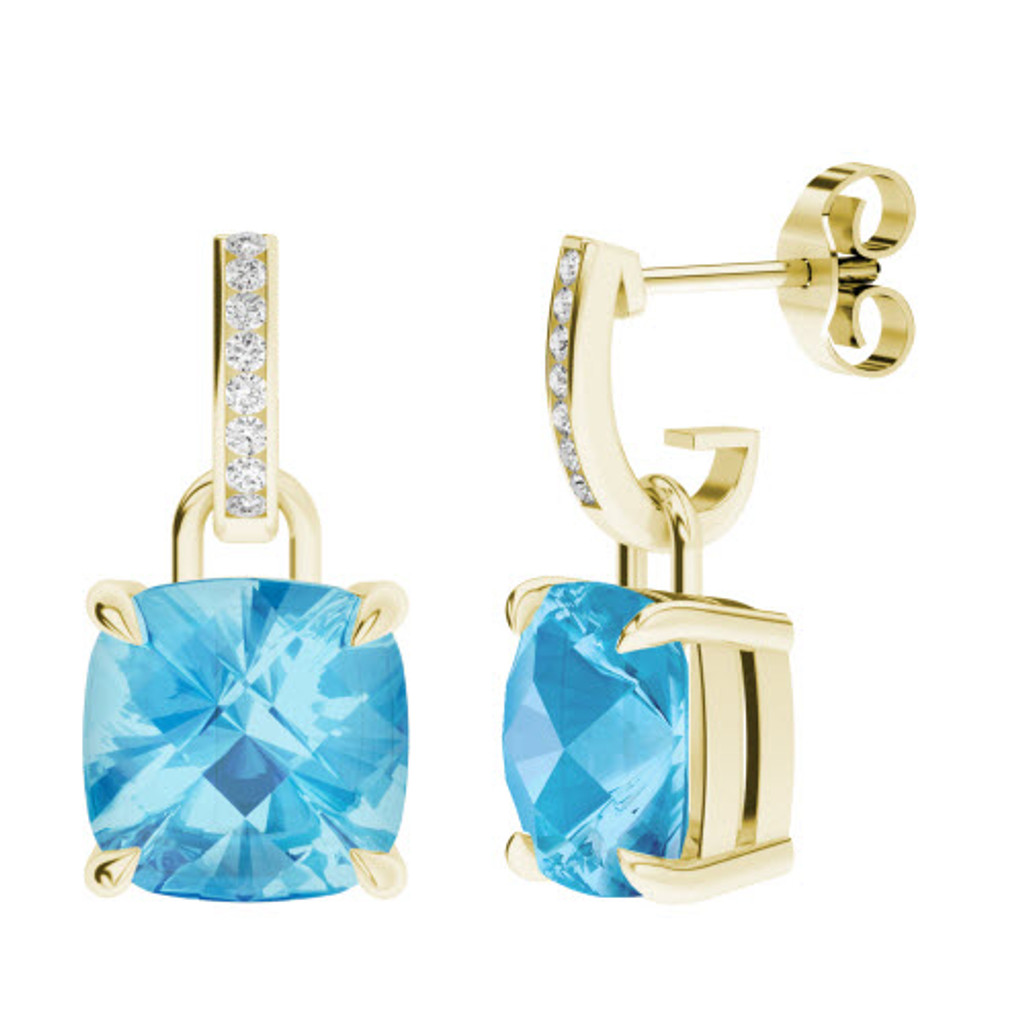stylerocks-blue-topaz-10mm-cushion-checkerboard-yellow-gold-diamond-earrings