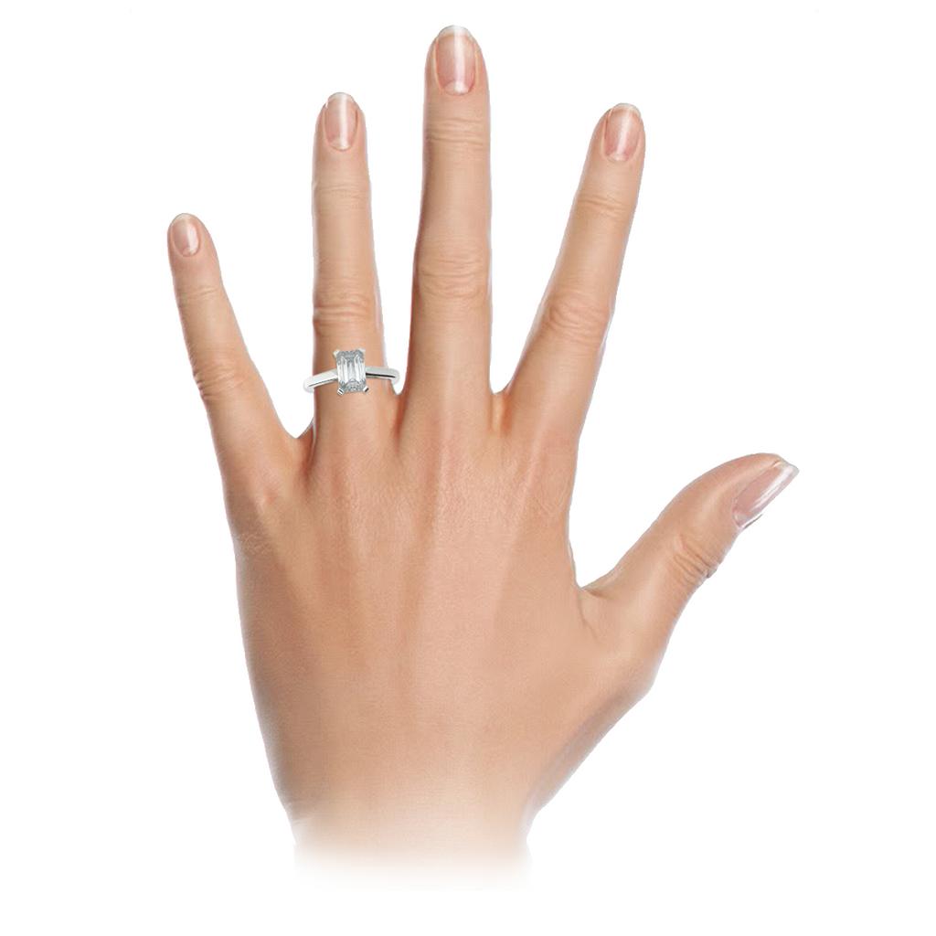 emerald-cut-1-carat-diamond-18carat-white-gold-engagement-ring-stylerocks-on-hand