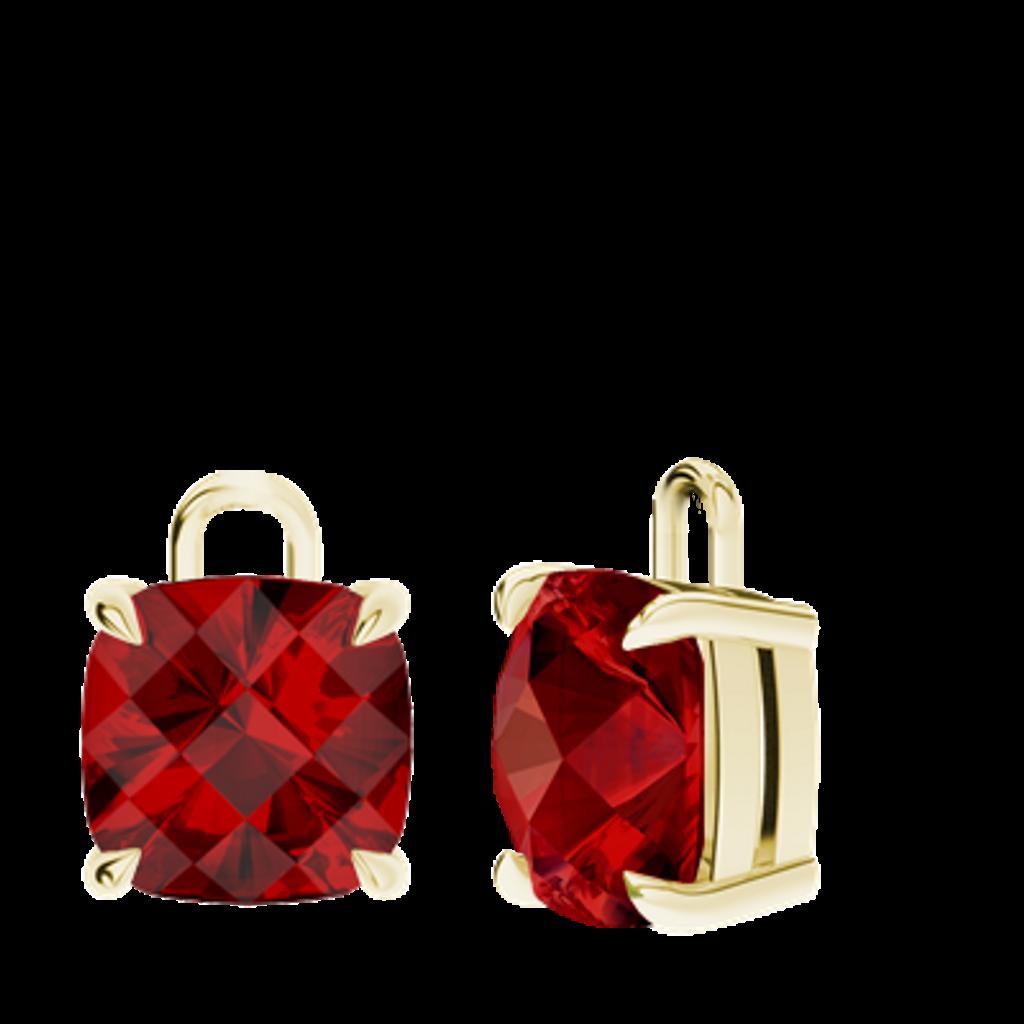 stylerocks-ruby-9ct-yellow-gold-checkerboard-earrings-drops-only