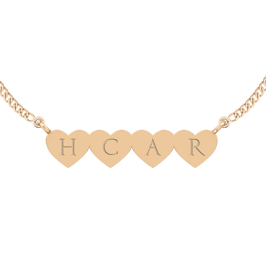 stylerocks-four-joined-hearts-necklace-9ct-rose-gold-engraved-latin