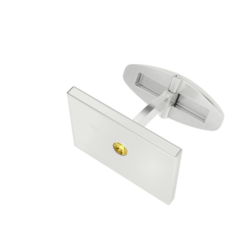 stylerocks-sterling-silver-citrine-rectangular-cufflinks