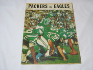 Green Bay Packers vs Eagles Sept 15 1968 Program