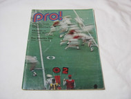 Pro Mag Program Packers vs Chicago Bears Dec 12 1971