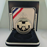 2011 Medal of Honor Commemorative Silver Coin in Box (600333)