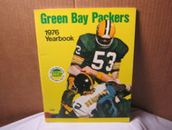 1976 Green Bay Packers Yearbook Original Vintage