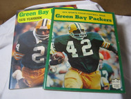 Green Bay Packers 1978 Yearbook & 1974 Sports Focus Issue
