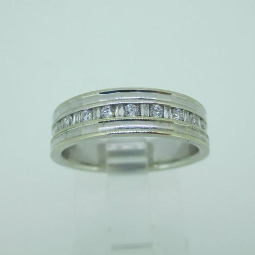 10k Yellow Gold Tigers Eye Intaglio Men's Ring Size 11 1/2