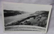 Looking East from Vista House on the Columbia River Ore Old Photo Postcard