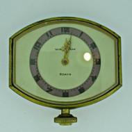 Antique 1928 Waltham Grade 8Days Model 1926 37s 7J Car Clock Parts (B7964)