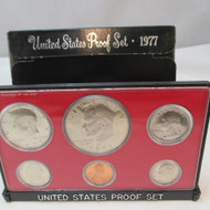 United States Mint Proof Set 1977