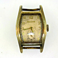 Antique Bulova Watch Co. 15 Jewel Movement and Dial with 10k Rolled Gold Plated Case (300.3890 CB)