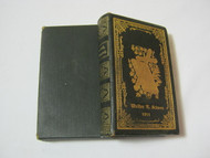 Antique 1911 German Gelangbuch Prayer Religious Book