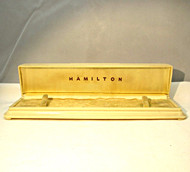 Vintage Hamilton Presentation Watch Box (3004023CB)