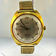 Vintage Timex Electric 10k Rolled Gold Plated Watch (3005262CB)