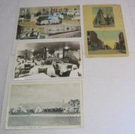 Oneida Country Club & Mae Dury's Supper Club Green Bay Postcard