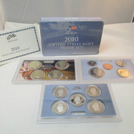 2010 United States  Mint Proof Set 14 piece 3 Tray
