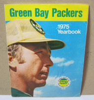 1975 Green Bay Packers Autographed Yearbook Bart Starr & More!