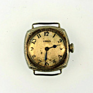 Vintage Gruen Guild Movement and Dial with 14k Gold Filled Watch Case (3005856CB)