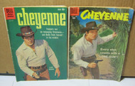 Cheyenne Dell Comic Books #5  #14 Cowboy Western
